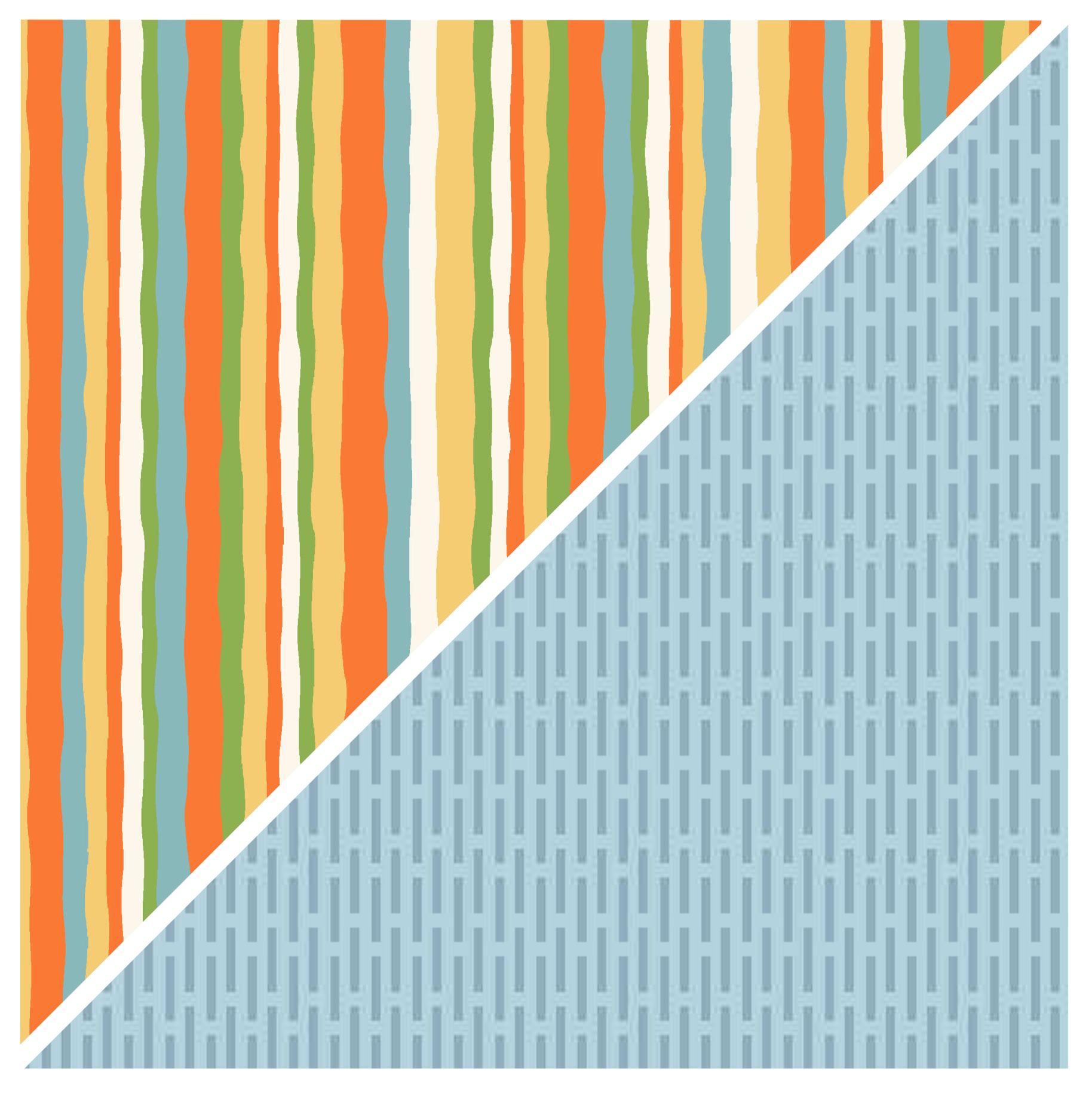 KIT-47 - Tecido tricoline 100% algodão - 1 metro de cada estampa