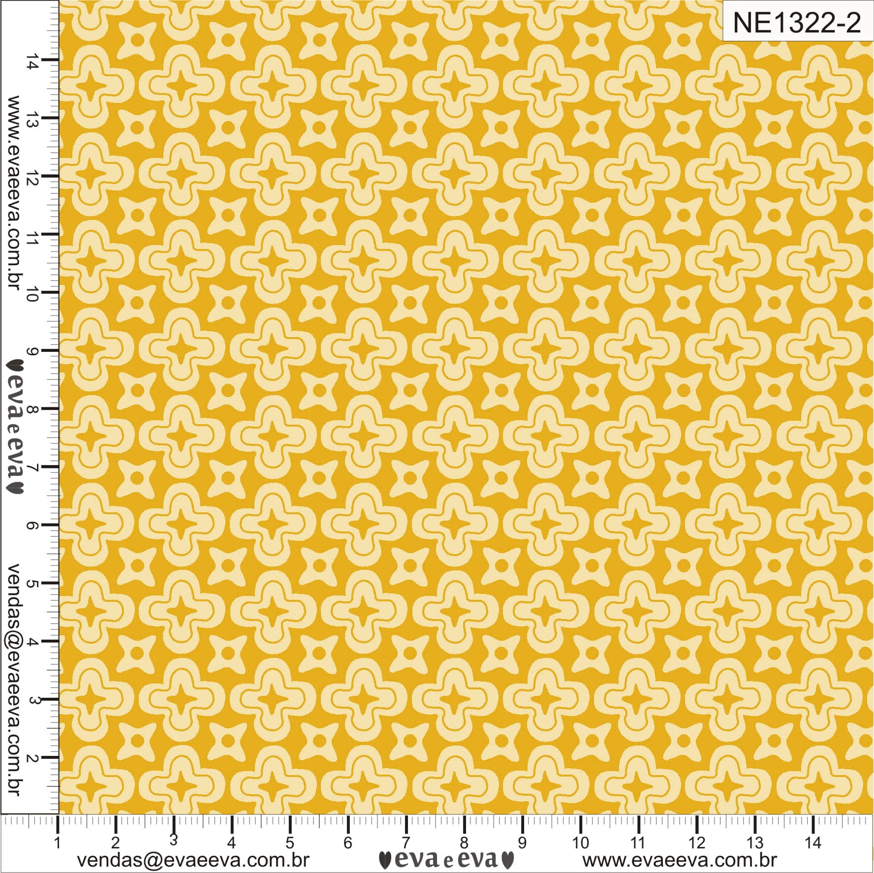 NE1322-2M-TRICOLINE IPANEMA 100% ALGODAO ESTAMPADO