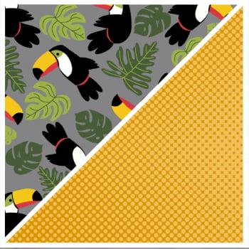 KIT-18 - Tecido tricoline 100% algodão - 1 metro de cada estampa