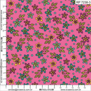 KIT-33 - Tecido tricoline 100% algodão - 1 metro de cada estampa