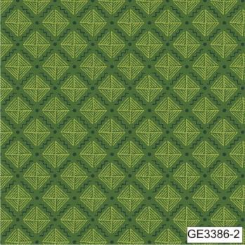 GE3386-2 -TRICOLINE IPANEMA 100% ALGODAO ESTAMPADO