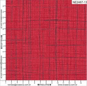 NE2487-13-TRICOLINE IPANEMA 100% ALGODAO ESTAMPADO