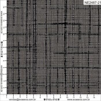 NE2487-21-TRICOLINE IPANEMA 100% ALGODAO ESTAMPADO