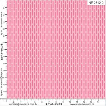 NE2512-2M TRICOLINE IPANEMA 100% ALGODAO ESTAMPADO